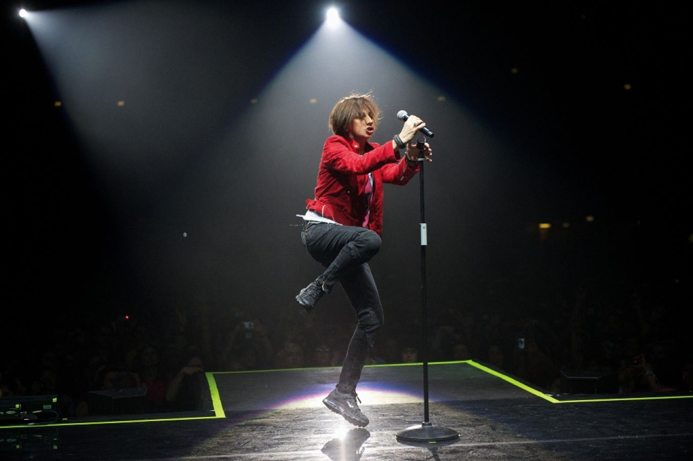 Gianna Nannini in History Tour 2016