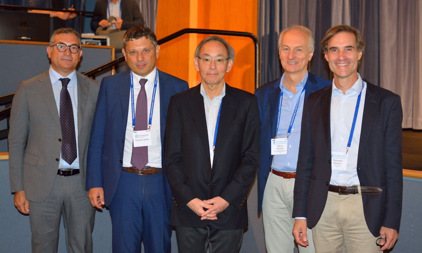 69° Annual Meeting of the International Society of Electrochemistry